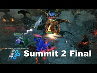 2nd place goes to: VG or C9? The Summit 2 Grand Final Dota 2