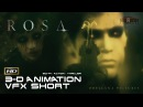 CGI 3D Animated Short Film ROSA AWARD Winning Matrix Style Action Animation by Orellana Pictures