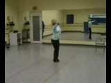 Britney Spears dancing to