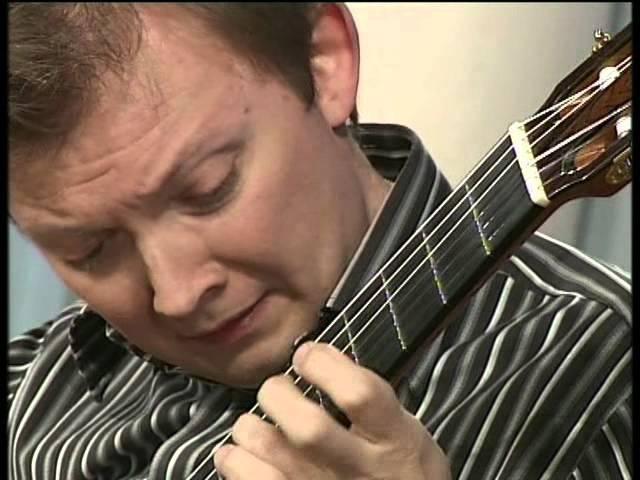 S. L. Weiss - Sonata V - played by Roman Viazovskiy