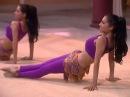 Танец живота Вина и Нина 2 урок
