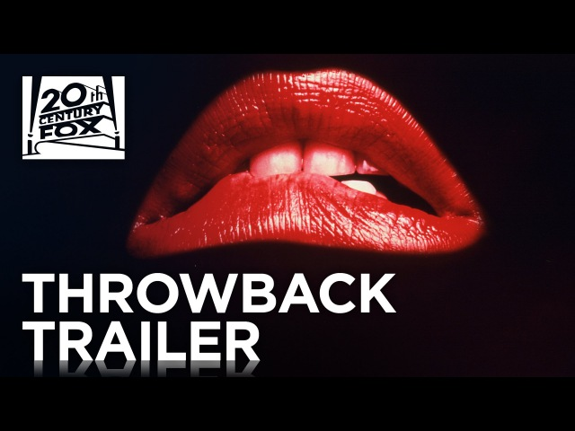 The Rocky Horror Picture Show TBT Trailer 20th Century FOX