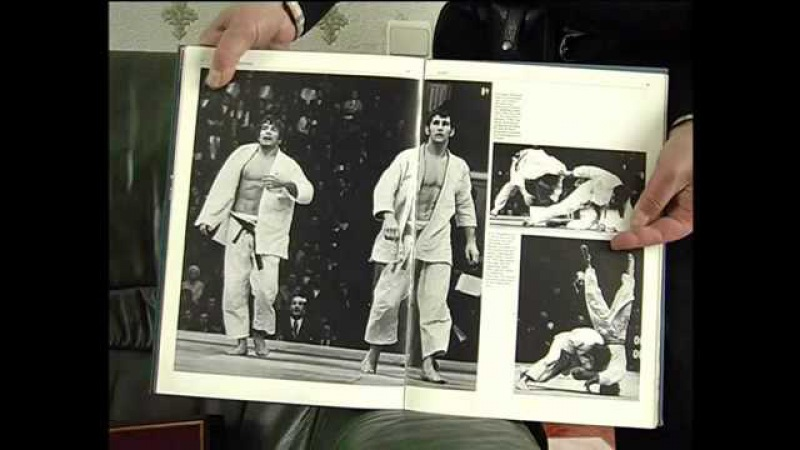 Judo Old Kimono project Vladimir Nevzorov