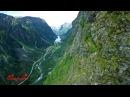 Dream Lines Part III Wingsuit proximity by Jokke Sommer 720p