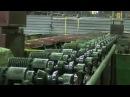 Производство шовных труб