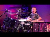 PAINKILLER - JUDAS PRIEST (7 year old Drummer) Drum Cover by Avery Drummer Molek