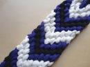 Tutorial XL para hacer pulseras de nudos V V shape knot bracelet XL Tutorial