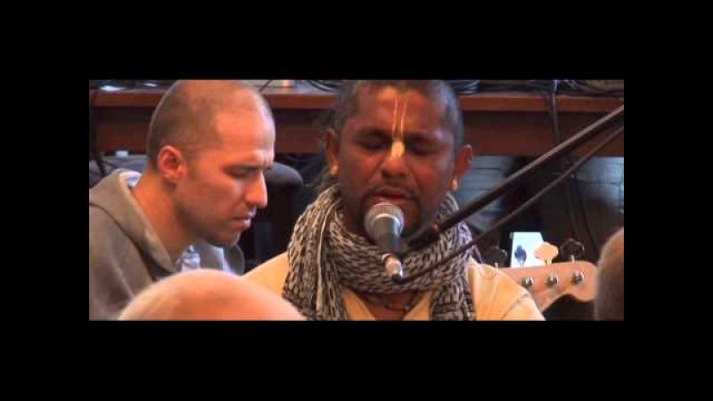 BALTIC 2012 - HG Madhava Prabhu kirtan with HH Bhakti Bringa Govinda Swami
