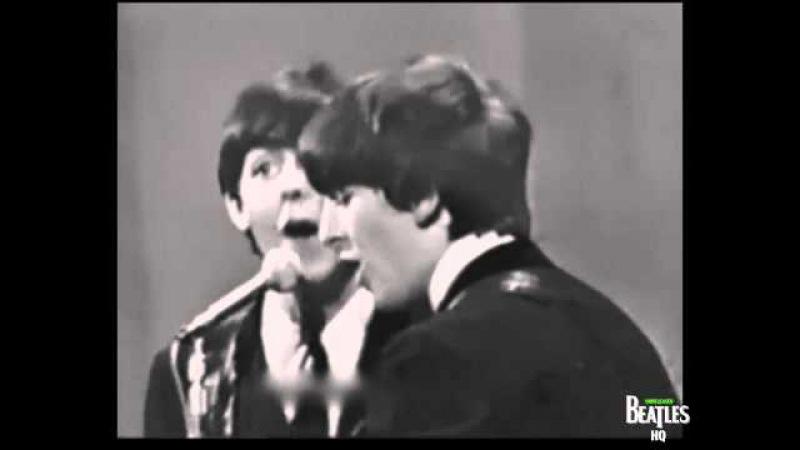 1963 TV Concert: 'It's The Beatles' Live