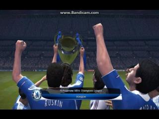 Хеттрик Пасторыча в финале ЛЧ: Реал Мадрид 4:7 ЧЕЛСИ