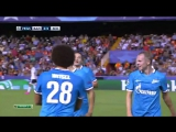 Vitsel Goal Zenit Petersburg 3 - 2 Valensija Ispania 16092015 ВКонтакте