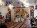Танец девочек на выпускном в садике г. Казань