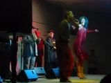 Los Hermanos Santos y el Grupo Compay Segundo en Varadero 2010