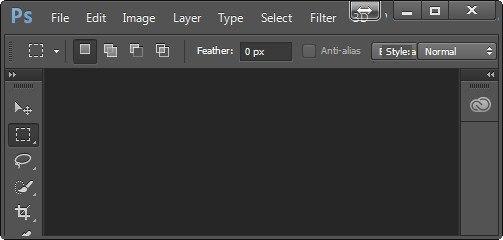 Как в Photoshop включить английский интерфейс