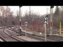 Eurocity-Umleiter in Kempten 218er Sound im April 2015 (Teil 1)