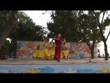 Цветок Индии (образцовый хореографический коллектив «Ассоль», г. Ейск)