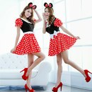Mickey Mouse Costume Women