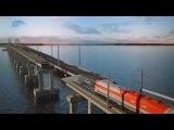 Стройка Крымского Моста- Альтернативная реклама