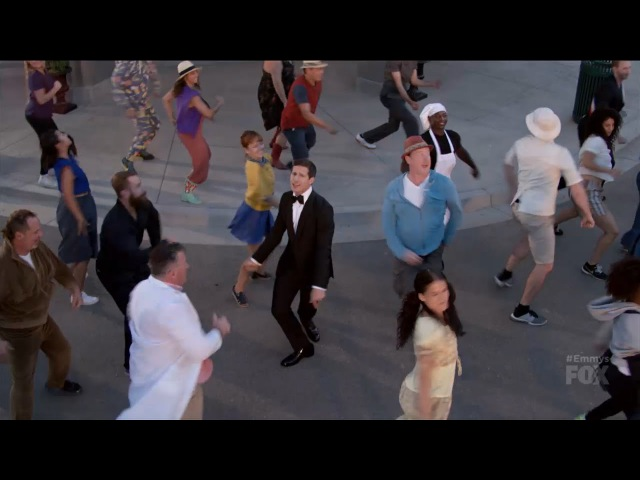 2015 Emmys | Andy Sambergs Opening Routine