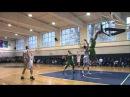 Max Konate putback dunk