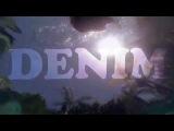Ursula 1000-Faded Denim Wash