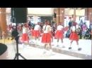 Уличные танцы. танец Бурановских бабушек
