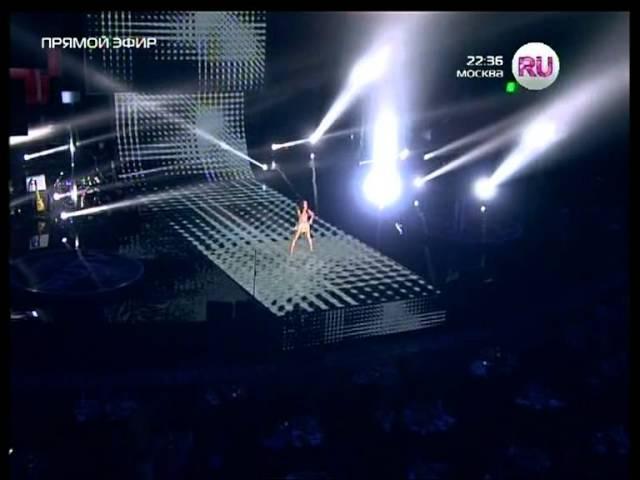 NYUSHA/НЮША Воспоминание (Премия RU.TV 2012)