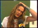 Skid Row 1995 Donington Live Interview MTV