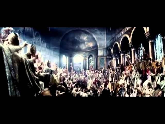 Фрагмент из фильма Код да Винчи. Про Христианство и Библию