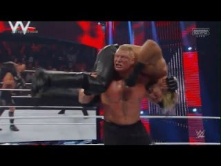 WWE Royal Rumble 2015 John Cena vs Brock Lesnar vs Seth Rollins 720p HD