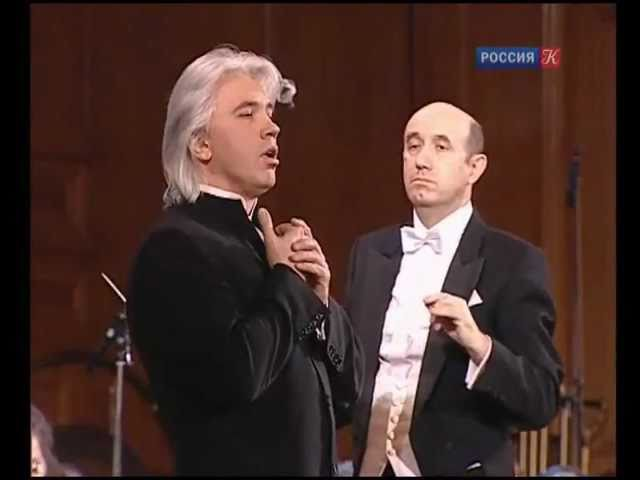 Dmitri Hvorostovsky - I Walk Out Alone Upon My Way