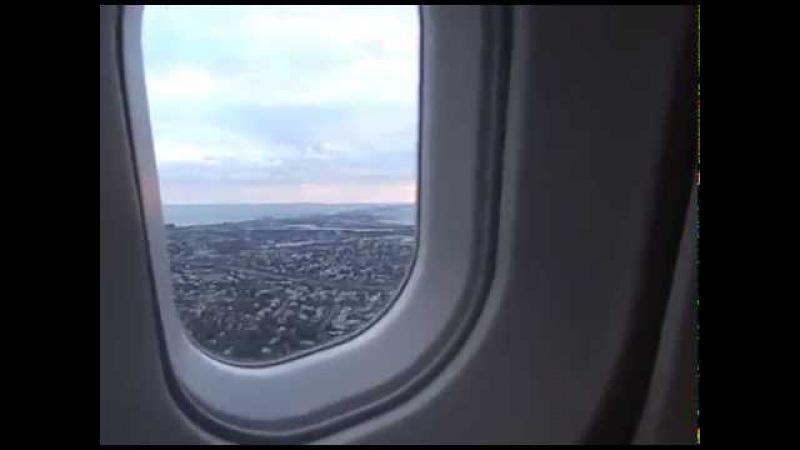 Последний полет Конкорда LHR-JFK 10/23/2003
