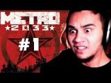Метро 2033 #1 - Погоня - Прохождение Метро 2033 с Тони Резусом
