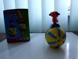 Видеообзор детская игрушка - Шарик-Неваляшка с собачкой (kidtoy.in.ua)