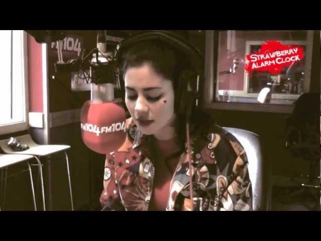 MARINA THE DIAMONDS - Teen Idle - FM104