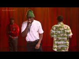 Tyler, The Creator - Rusty Live On Letterman With Domo And Earl