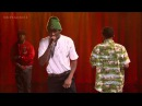 Tyler, The Creator - Rusty [ Live On Letterman With Domo And Earl