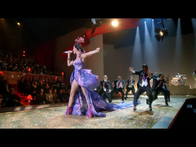 Katy Perry - Firework Best Performance(Victorias Secret Fashion Show 2010)