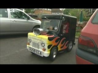 Дело техники. Самый маленький автомобиль в мире.