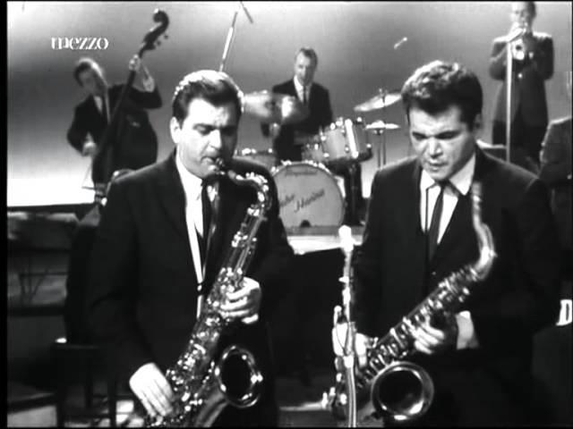 Woody Herman Live in England 1964.