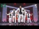 HD151107 2015 MelOn MUSIC AWARDS MonstaX 몬스타엑스 Trespass HERO cut