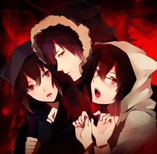 Самые популярные братья и сёстры в аниме