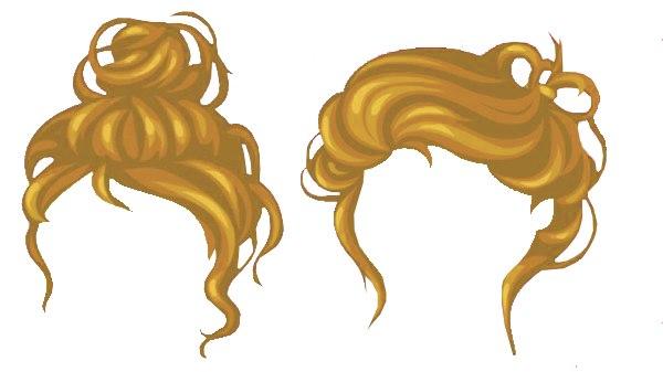 Причёски аватарии девочек