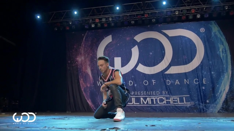 Emilio Dosal - FRONTROW - World of Dance Dallas 2015 WODDALLAS2015
