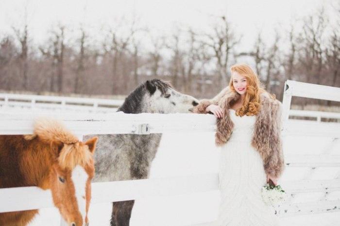 лошади для свадьбы