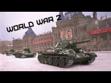 World War 2 Battle of Moscow In colour
