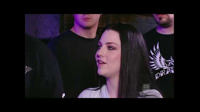 Evanescence - Lithium Your Star (Live MTV The Lair)