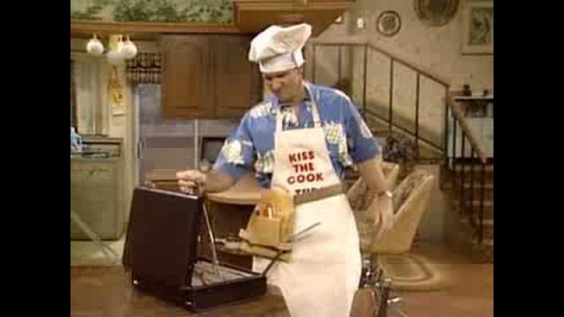 Al Bundy - Let's Cook