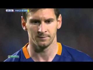 Барселона - Леванте 4-1