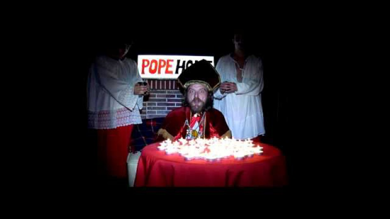 Party Harders vs The Subs - The Pope Of Dope...